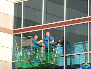 Low Mid High Rise Window Cleaning Charlotte Pressure
